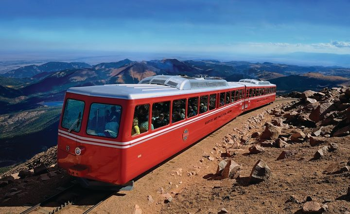 You Can Finally Ride on America's Highest Railway Again
