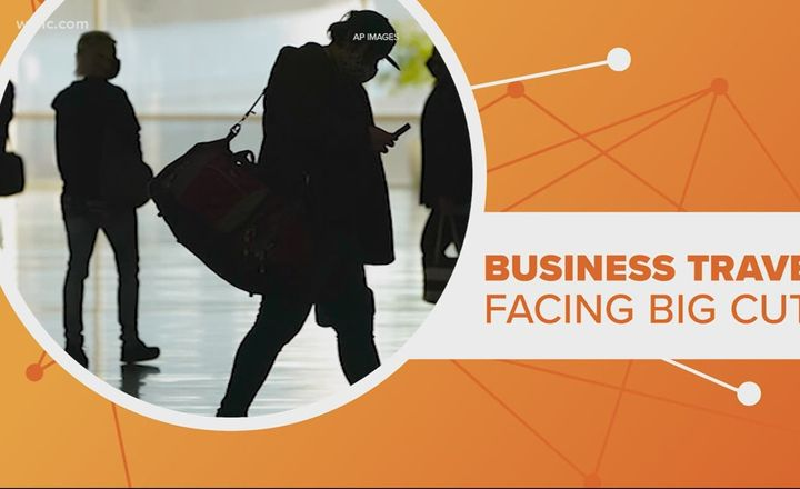 Business Travel Is Down 90% In 2020