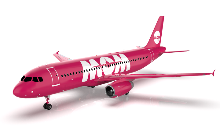 MOM Air Is Iceland's New Joke Of An Airline