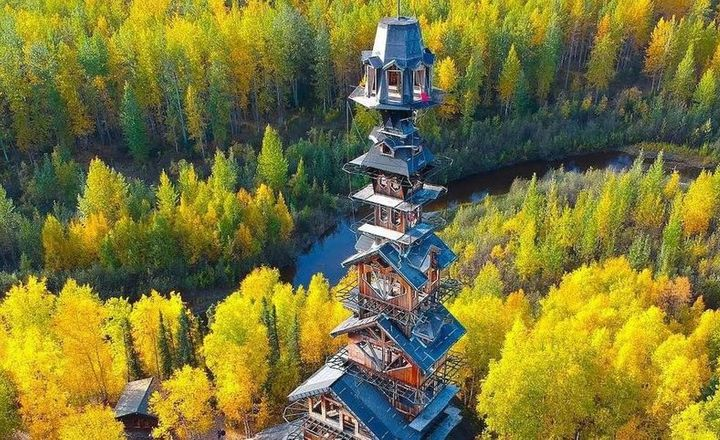 The Coolest Buildings in Every State