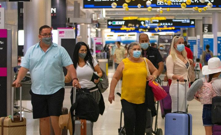Three Million American's Flew This Weekend, Ignoring The CDC