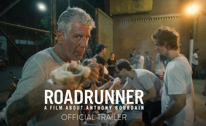 ROADRUNNER, a Film about Anthony Bourdain