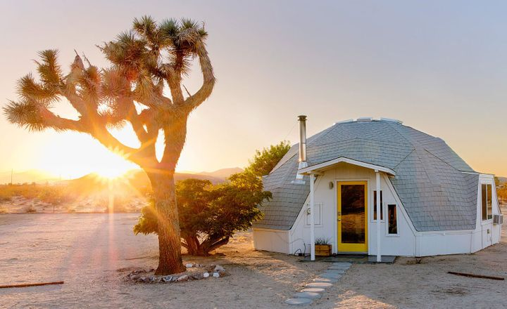 The 10 Most Wish-Listed Dome Houses on Airbnb