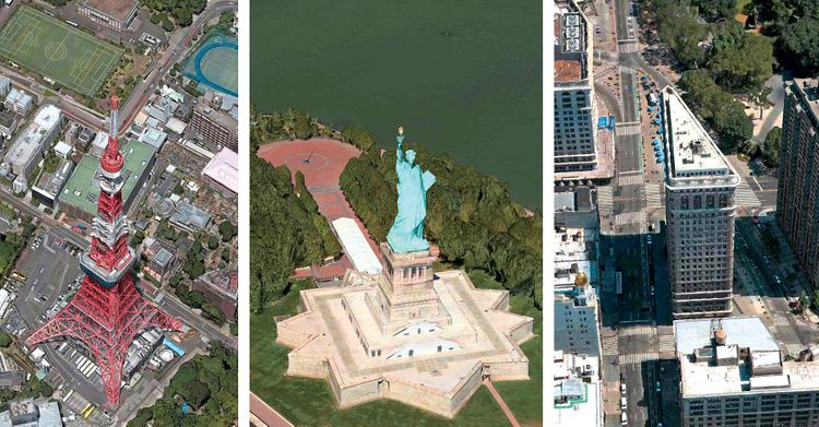 Hidden Apple Maps Feature Lets You Virtually Travel the World