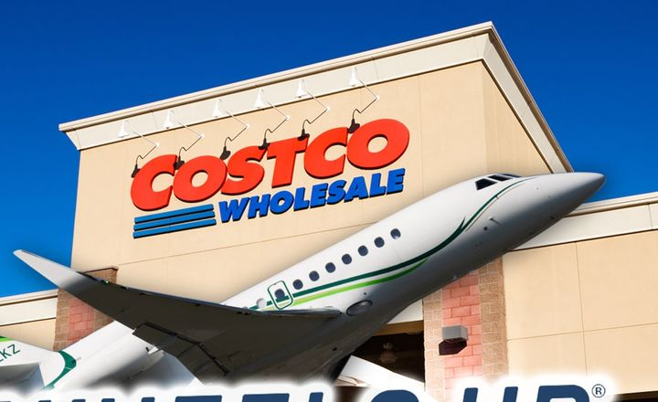 Costco Selling Private Jet Membership for $17,500