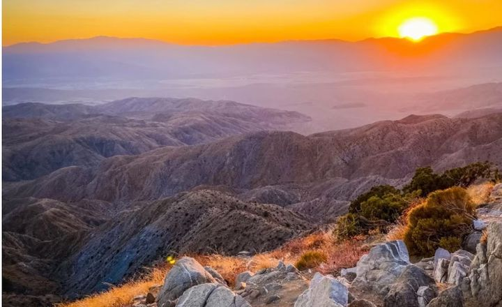 What It's like to Go Glamping in Joshua Tree