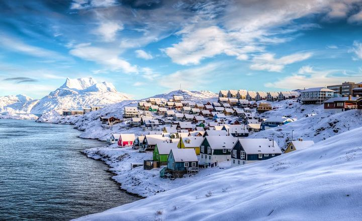 The Coldest Places On Earth To Take A Vacation