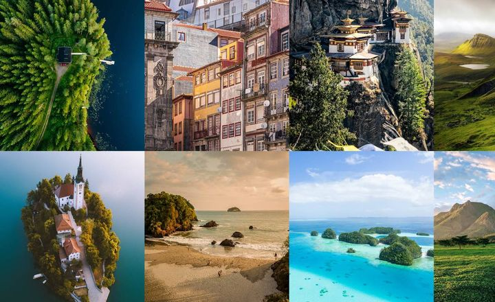 10 Sustainable Destinations to Visit in 2021