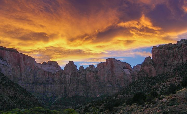Perfect Itinerary for Zion National Park