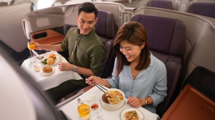 Why People Pay Hundreds of Dollars to Eat on Grounded Planes