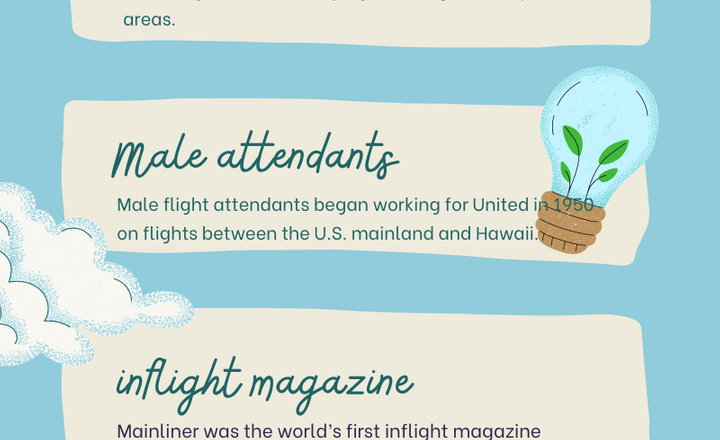 10 United Airlines Facts you Should Know About