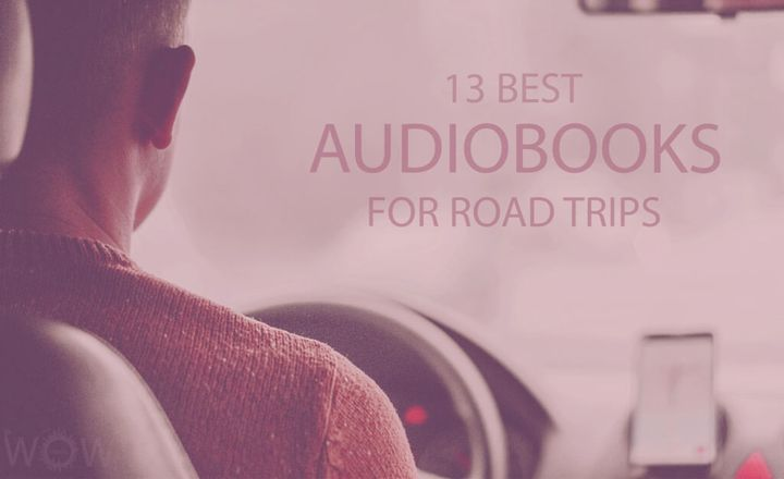 13 Best Audiobooks for Road Trip